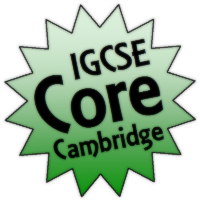 Cambridge IGCSE icon
