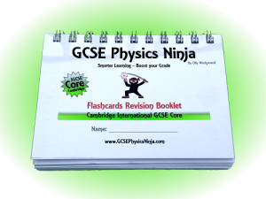 CIE IGCSE Physics Core